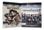 Sicario ja Expendables 3 Ultra HD Blu-rayt